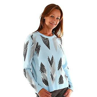 EUGEN KLEIN Eugen Klein Sky Blue Sweater 8562 02076