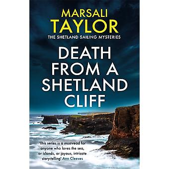 Death from a Shetland Cliff by Marsali Taylor