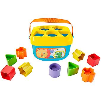Fisher Price Baby's First Blocks, Baby Shape Sorter Toy