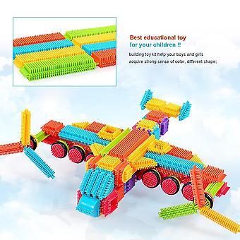 150pcs 3D كتل البناء -- التعليم ، والبناء ، Playboards
