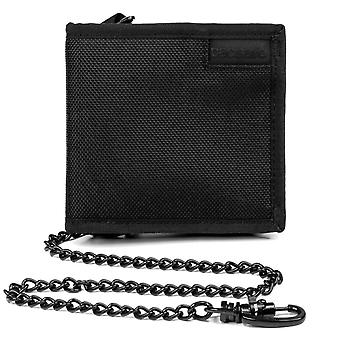 Pacsafe RFIDsafe Z100 Bifold Wallet - Black