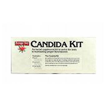 Kroeger Herb Candida Kit, 1 Count