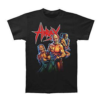 Camiseta Hirax El Rostro de la Muerte