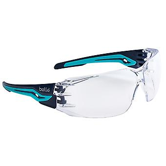 Bolle Safety SILEX Safety Glasses - Clear SILEXPSI