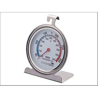 Kitchen Craft Master Class Oven Thermometer Stainless Steel MCOVENSS