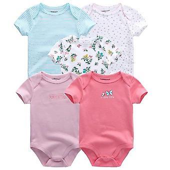 Summer High Quality Striped Newborn Ropa Bebe Clothing Costume