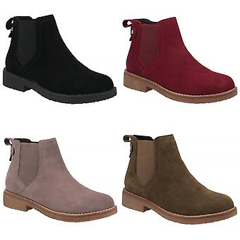 Hush Puppies Womens/Ladies Maddy Suede Ankle Boots