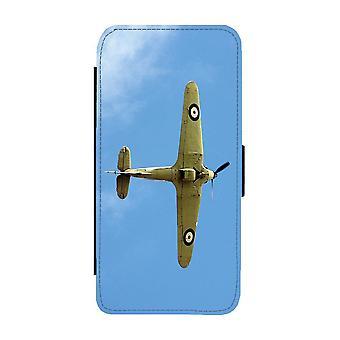 Hawker Hurricane Jaktplan iPhone 12 Mini Plånboksfodral