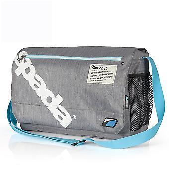 Spada Gonzo Grey Black Motorcycle Motorbike Waterproof Laptop Tablet Bag