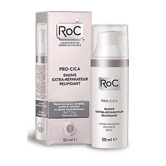 RoC Roc Pro Cica Extra Repairing Recovery Balm 50ml Fragrance Free