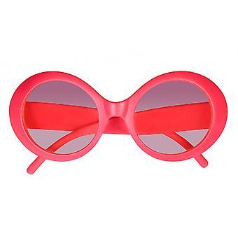 Partyglasögon Solglasögon Unisex Plast Runda Bt390634