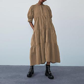 Casual Bohemian Beach Vestidos Plus Size Dress