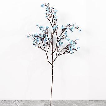 جودة عالية التنفس وهمية باقة طويلة، فرع الزهور الاصطناعية