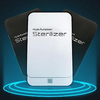 Monitoiminen kaksinkertainen ultravioletti automaattinen sterilointi korut laatikko puhelin