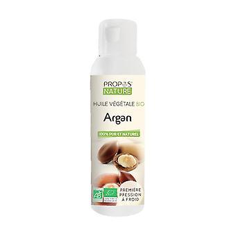 Virgin Vegetable Oil - Organic Argan 100 ml