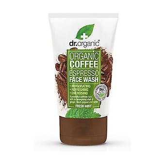 Organic Coffee Espresso Face Cleanser 125 ml