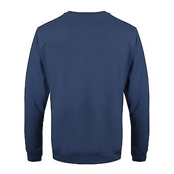 Grindstore Mens Id Heller Være På Piste Sweatshirt