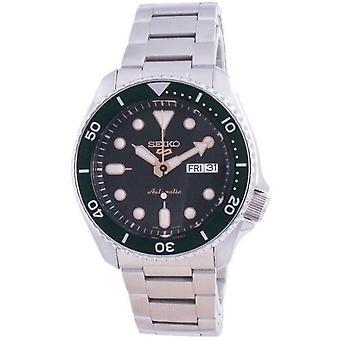 Seiko 5 Sports Style Automatic Srpd63 Srpd63k1 Srpd63k 100m Men's Watch