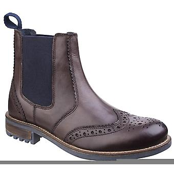 Cotswold cirencester Chelsea brogues herre