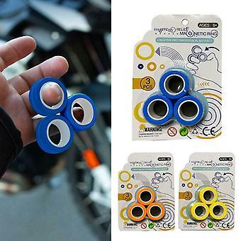 Fingears Magnetic Rings Fidget Toy Anti-stress Toy