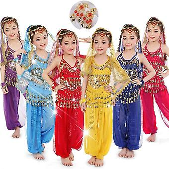 Kids Belly Dance Costumes ( Set 4)