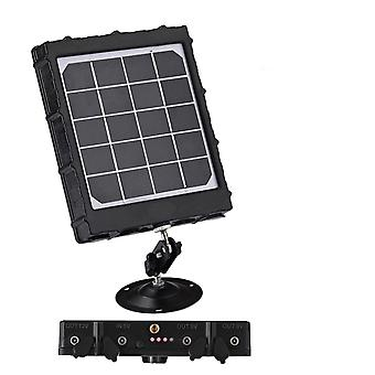 Power Supply Charger Battery  Solar Panel For Hunting Cameras