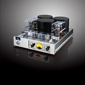 Amplificatore senza coperchio di protezione del tubo