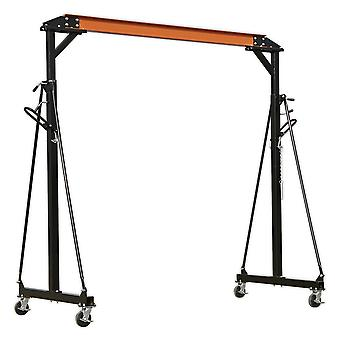 Sealey Sg1000 Portable Gantry Crane Adjustable 1Tonne