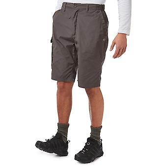 Craghoppers Herren Kiwi lange Nosi Verteidigung Walking Shorts