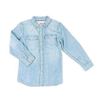 قميص طويل الأكمام للأطفال ليفي E LIIN SLIM T