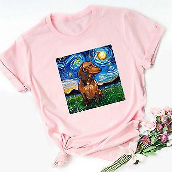 Fashion Girls Cotton Tshirt