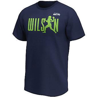 Russell Wilson #3 Seattle Seahawks NFL Player Shirt