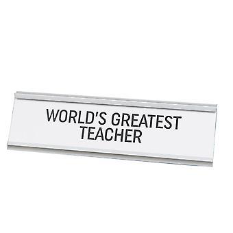 Widdop 's werelds grootste leraar cadeau