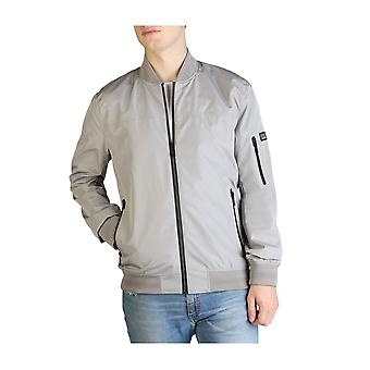 Yes Zee - Ropa - Chaquetas - J561-NA00-0809 - Hombres - darkgray - M