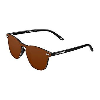 Northweek Wall Phantom Arica Sunglasses, Orange (Ambar), 140.0 Unisex-Adult