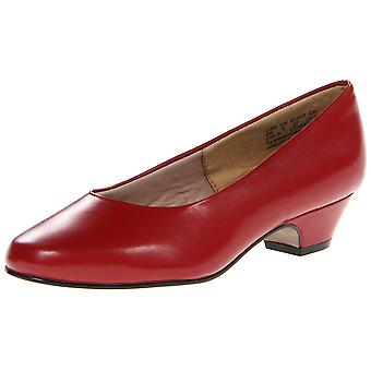 Soft Style Womens angel 11 Leather Closed Toe Classic Pumps