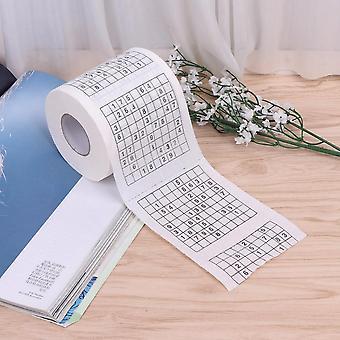 Kestävä Sudoku Su painettu pehmopaperi