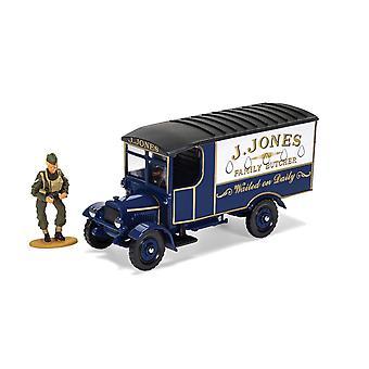 J. Jones Thornycroft van (Dads Army) Figur