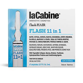 La Cabine Flash Hair 11 på 1 7 x 5 ml för kvinnor