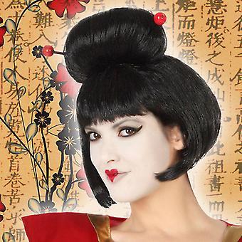 Peruukit Geisha Brunette 111473