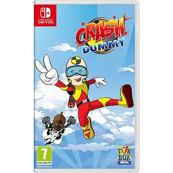 Crash Dummy Nintendo Switch Game
