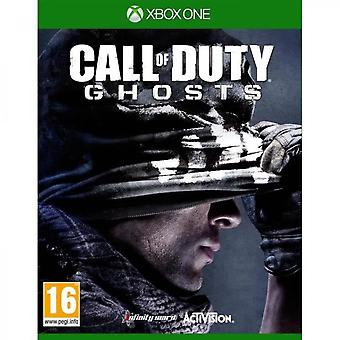 Call Of Duty : Ghosts Jeu Xbox One