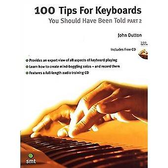 100 tips för tangentbord del 2 (bok/CD)