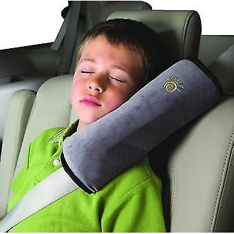 Kindersitzgurt Schulterpolster Auto Interieur Produkte Große Schulterpolster (Grau)