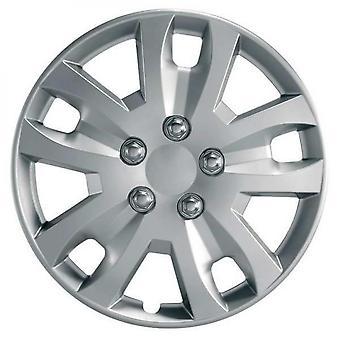 4 Wheel Covers Gyro 15