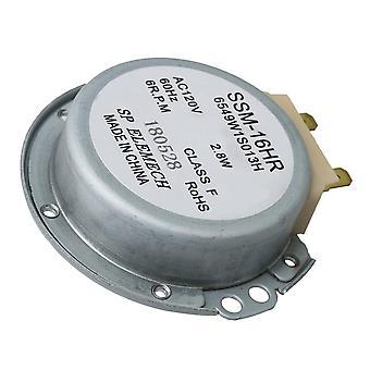 Mikroaaltouunin lisävarusteet 6.6cm mikroaaltouunin levysoitinmoottori vaihda 6549w1s013k ps3529217