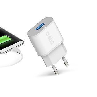 Wall Charger SBS TETR1USB2AWFAST USB 1000 mAh Fast charging