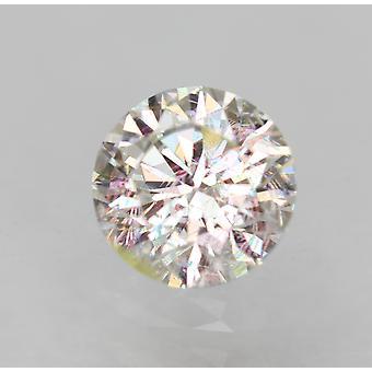 Certificado 0.31 Quilate f VS2 Rodada Brilhante Diamante Natural Aprimorado 4.31m EX CUT