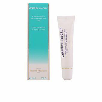 Anti-Ageing Treatment for Lip Area Jeanne Piaubert Certitude Absolue (15 ml)