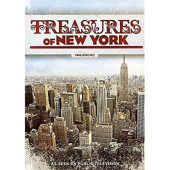 Treasures of New York [DVD] USA import